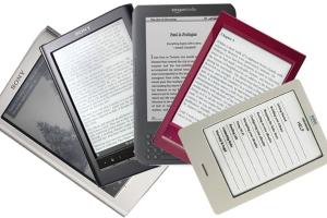 Ebok-lesere/lesebrett - det er mange forskjellige å velge mellom....
