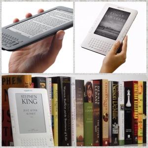 En ebok-leser veier noen få gram, og du kan ta med deg hele bokhylla på påskeferie!
