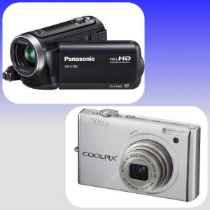 Videofilm eller bilder - du kan velge begge deler hos IOSS